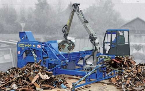 Machinery recycling services